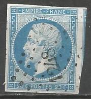 FRANCE - Oblitération Petits Chiffres LP 1248 FAYL-BILLOT (Haute-Marne) - Marcofilie (losse Zegels)