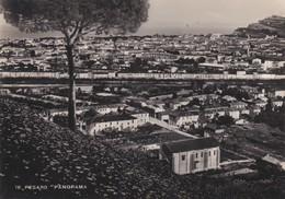 CARTOLINA - PESARO - PANORAMA - VIAGGIATA PER BERGAMO - Fano