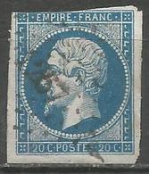FRANCE - Oblitération Petits Chiffres LP 1257 FERRIERE-AUX-ETANGS (Orne) - Marcofilie (losse Zegels)