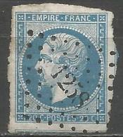 FRANCE - Oblitération Petits Chiffres LP 1258 FERRIERES-GATINAIS (Loiret) - Marcophilie (Timbres Détachés)