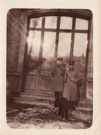 Photo Janvier 1918 NEUVILLE-SUR-ESCAUT - Soldats Allemands, Kut Dietrich (A212, Ww1, Wk 1) - Francia