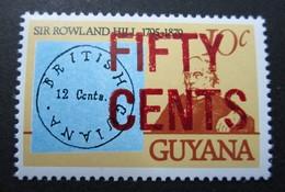 B2959 - Guyana - 1983 - MNH - Mich. 907 - Guyana (1966-...)