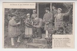 CC 004 /JEAN RAMEAU - LA LECON DE VIELLE - CHER / INDRE / BERRY. N°230 - Francia