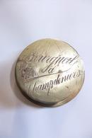écrou De Moyeu De Charrette En Bronze Monsieur Bourgueil à Champdeniers Deux Sèvres 79 Vers 1900 - Autres Collections