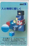 SPACE - JAPAN 20 - SATURN - Espacio