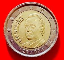 SPAGNA - 2002 - Moneta - Re Juan Carlos - Ritratto - Euro - 2.00 - Slovenia