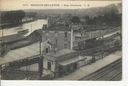 Meudon Bellevue Vue Generale - Meudon
