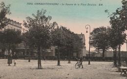 Charentonneau/94/ Le Square De La Place Delalain/ Réf:fm1226 - Francia