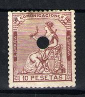 España Nº 140T. Año Nº 1873 - 1873-74 Regentschaft