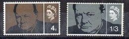 Serie De Gran Bretaña Nº Yvert 397A/98A ** FOSFORO Valor Catálogo 5.75€ - 1952-.... (Elisabeth II.)
