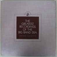 2 Disques Vinyle - The Greatest Reccording Of The Big Band Era - INT - Hit-Compilations