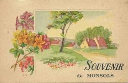 Souvenir De MONSOLS (Rhone) - France