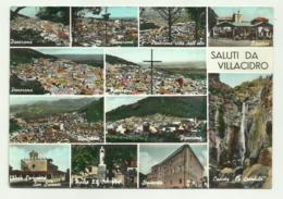 SALUTI DA VILLACIDRO  - VIAGGIATA FG - Cagliari