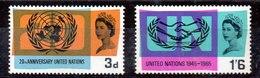 Serie De Gran Bretaña Nº Yvert 417A/18A ** FOSFORO Valor Catálogo 6.5€ - Nuevos