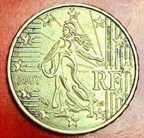 FRANCIA - 2017 - Moneta - Seminatrice - Euro - 0.10 - Francia