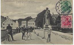 LUXEMBOURG - Echternach - Frontière Luxembourg-Prusse - - Echternach