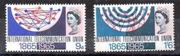 Serie De Gran Bretaña Nº Yvert 419A/20A ** FOSFORO Valor Catálogo 11.5€ - 1952-.... (Elisabeth II.)