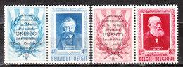 PR119/20*  Diptyques Surchargés UNESCO - Série Complète - MH* - LOOK!!!! - Belgium