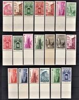 MONACO 1938/1941 - SERIE 20 TP NEUFS** / Y.T.  N° 169 A 183 - - Unused Stamps