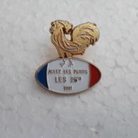 "PINS FRANCE RUGBY "" ALLEZ LES BLEUS "" - Rugby"