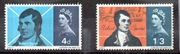 Serie De Gran Bretaña Nº Yvert 421A/22A ** FOSFORO Valor Catálogo 4.5€ - Neufs