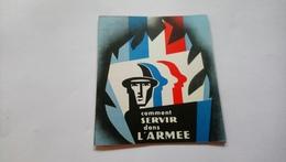 Petite Brochure Militaire  Comment Servir Dans L'armée - Livres, Revues & Catalogues