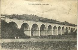 ( HORTES )( 52 HAUTE MARNE ) LE VIADUC - France