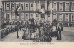 MALONNE /  ST BERTHUIN / ECOLE / RECEPTION DE L EVEQUE - Namur