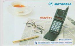 TELEPHONE - JAPAN - H056 - MOTOROLA - Telefone