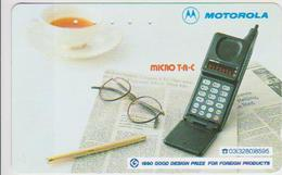 TELEPHONE - JAPAN - H056 - MOTOROLA - Telefoni