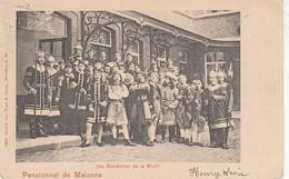 MALONNE /  ST BERTHUIN / ECOLE / THEATRE / LE GONDOLIER DE LA MORT - Namur