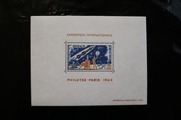Monaco 1964 Paris Philatec Philatelic Exposition Yvert Bloc Speciaux 5 MNH A04s - Blocks & Sheetlets