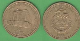 Costa Rica 500 COLONES 2000 - 50 Years Banco Central - Costa Rica