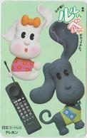 TELEPHONE - JAPAN - H059 - CARTOON - Telefoni
