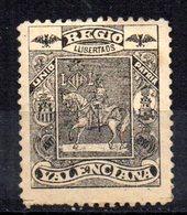 Viñeta Regio Valenciana - Spanien