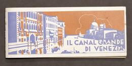 Il Canal Grande Di Venezia Calcografia Del Gazzettino Illustrato - Vedute - 1938 - Libros, Revistas, Cómics