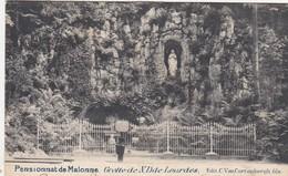 MALONNE /  ST BERTHUIN / ECOLE  /  GROTTE ND DE LOURDES  1902 - Namur