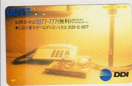 TELEPHONE - JAPAN - H065 - DDI - Telefone