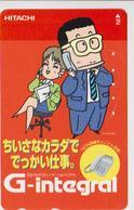 TELEPHONE - JAPAN - H067 - CARTOON - Telefoni