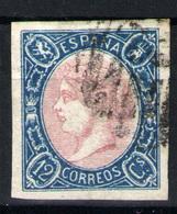 España  Nº 70. Año Nº 1865 - 1850-68 Regno: Isabella II