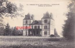 44 - HERBIGNAC -- Château De Kerolivier - Herbignac