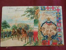 CPA - Croix-Rouge Italienne - Regio Esercito Italiano - Compagnie Di Sussistenza 1884-1903 - Croix-Rouge