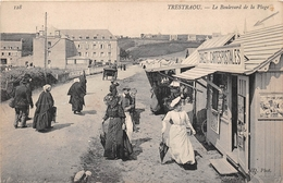 ¤¤  -   PERROS-GUIREC   -  TRESTRAOU    -  Le Boulevard De La Plage   -  Grand Hôtel De La Plage    -  ¤¤ - Perros-Guirec