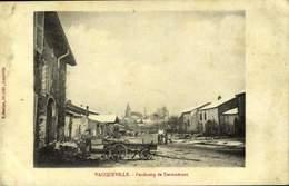 54 VACQUEVILLE FAUBOURG DE XERMAMONT / A 508 - Autres Communes