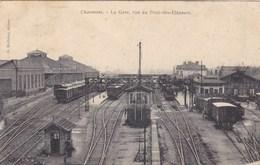 Haute-Marne - Chaumont - La Gare, Vue Du Pont-des-Flaneurs - Chaumont
