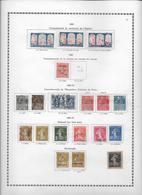 France Oblitérés - Collection Vendue Page Par Page - B/TB - France