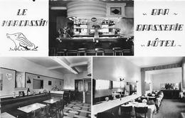 """MEZIERES - Bar Américain, Restaurant, Brasserie """"LE MARCASSIN"""" - M. """"EKERT"""" Propriétaire, Place De La République - Charleville"""