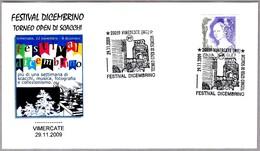 TORNEO OPEN DE AJEDREZ - CHESS. Vimercate 2009 - Ajedrez