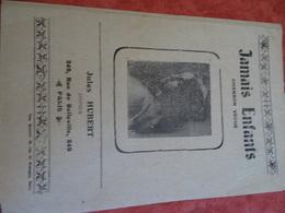 Partition Ancienne 3 Chansons De Jules Hubert  Le Faust's Trotter/ Jamais Enfants/ J'ai Trouvé 2 Logements - Scores & Partitions