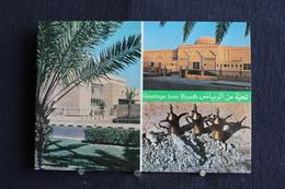 I - 19 /  Asie - Arabie Saoudite, Greetings From Riyadh / Circule1987 - Arabie Saoudite